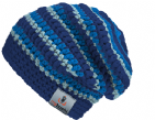Blue - Makes 3 x Myboshi Ski Circus Beanies & Hats - Intermediate to Advanced Crochet Kit